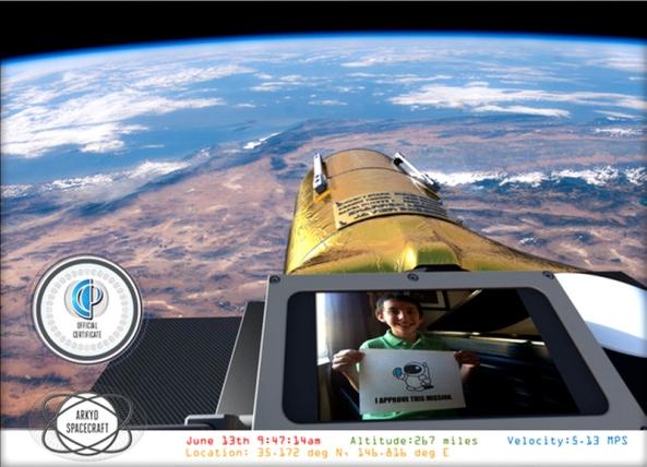 ARKYD-Space-Selfie